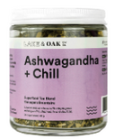 Lake & Oak Tea Co. Ashwagandha + Chill Superfood Tea Blend