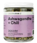 Lake & Oak Tea Co. Ashwagandha + Chill Superfood Tea Blend