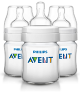 Philips AVENT Anti-Colic Baby Bottles 4oz