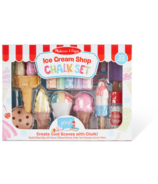 Melissa & Doug Chalk Set Ice Cream