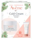 Avene Cold Cream Lip Butter Holiday Set