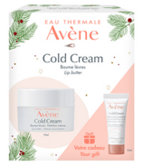 Avène Cold Cream Lip Butter Holiday Set