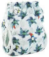 Omaiki Swim Diaper Big Island Parrots & Toucans