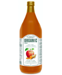 Eat Wholesome Organic Apple Cider Vinegar with Tumeric & Cinnamon