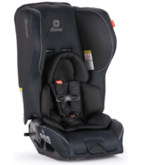 Diono Rainier 2AX Convertible Car Seat Black
