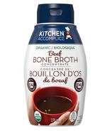 Kitchen Accomplice Organic Bone Broth Beef