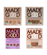 MadeGood Chocolate Lovers Snack Pack Bundle