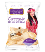 Wai Lana Sea Salt & Vinegar Cassava Chips