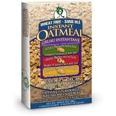 GlutenFreeda Instant Oatmeal Variety Pack