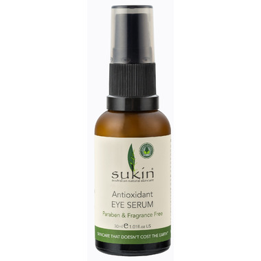 Sukin Antioxidant Eye Serum