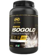 PVL ISO Gold Vanilla Milkshake