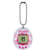 Bandai Tamagotchi Electronic Game White & Pink