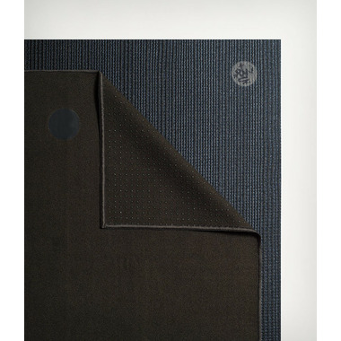 Manduka yogitoes Skidless Towel Limited Edition Onyx
