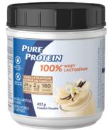 Pure Protein 100% Whey Protein Powder Vanilla