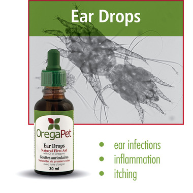OregaPet Ear Drops
