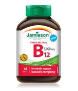 Jamieson Timed Release B12 5000 mcg