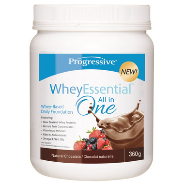 Progressive WheyEssential Natural Chocolate
