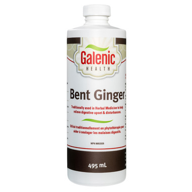 Galenic Health Bent Ginger