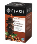 Stash Black Tea Decaf Chocolate Hazelnut