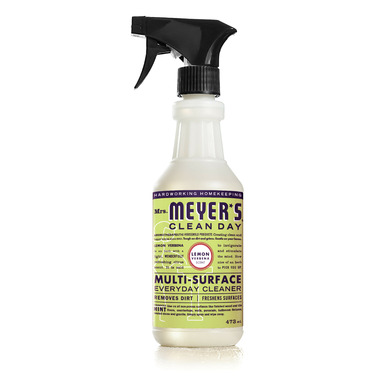Mrs. Meyer\'s Clean Day MultiSurface Everyday Cleaner Lemon Verbena