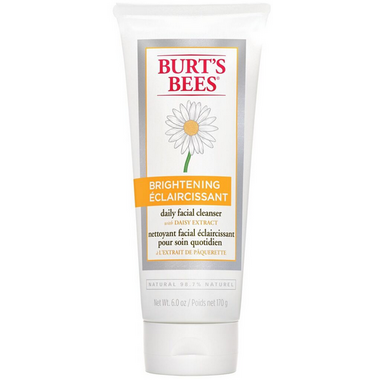 Burt\'s Bees Brightening Daily Facial Cleanser