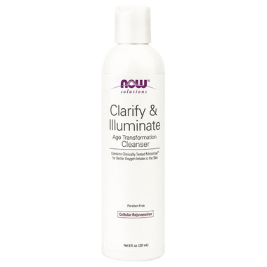 NOW Solutions Clarify & Illuminate Cleanser