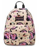 Jansport Half Pink Mini Backpack Incredibles Violet Dot