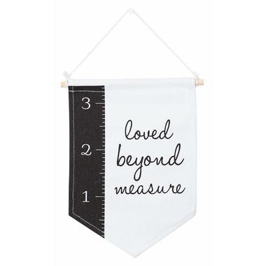 Lulujo Baby Wall Hanger Loved Beyond Measure
