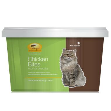 Crumps\' Naturals Caledon Farms Cat Cup Chicken Bites
