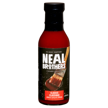 Neal Brothers Classic Barbecue BBQ Sauce