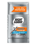 Right Guard Xtreme Defense 5 Antiperspirant Arctic Refresh