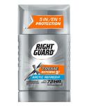 Right Guard Xtreme Defense 5 Antiperspirant Arctic Refresh