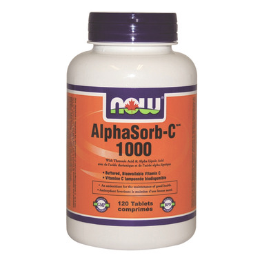 NOW Foods AlphaSorb-C 1000