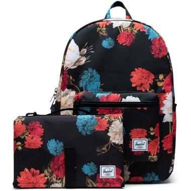 Herschel Supply Settlement Sprout Backpack Vintage Floral Black