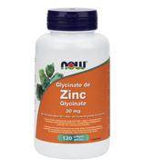 NOW Foods Zinc Glycinate 30 mg