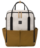Petunia Pickle Bottom Inter-Mix Backpack Caramel & Black