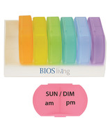 Bios 7 Day Pill Pod Tray