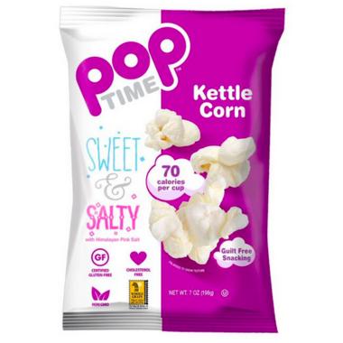 Pop Time Sweet & Salty Kettle Corn