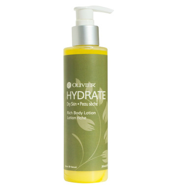 Olivier Hydrate Rich Body Lotion