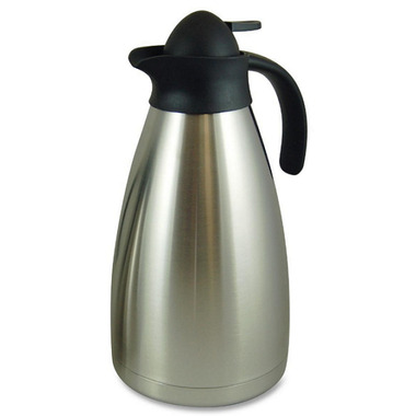 Genuine Joe Stainless Contemporary Vacuum Carafe