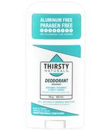 Thirsty Naturals Deodorant Bergamot Spearmint & Sweet Orange