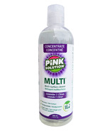 Pink Solution Multi All Purpose Cleaner Concentrate Lavender & Citrus