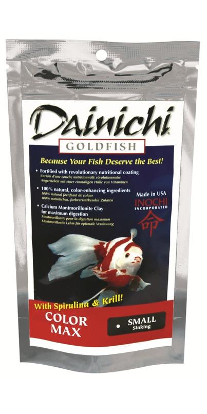 Dainichi Colour Max Goldfish Food