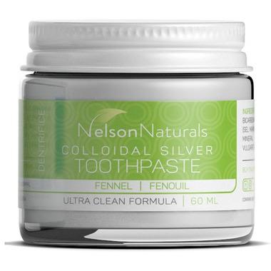Nelson Naturals Toothpaste Fennel