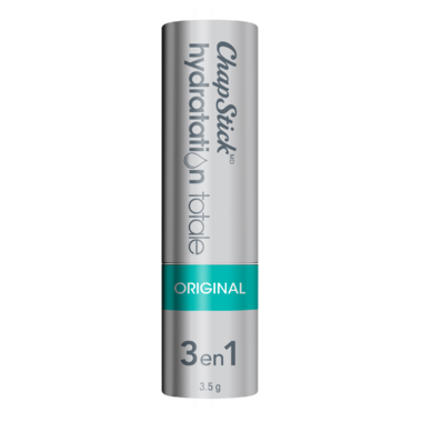 ChapStick Total Hydration Original Lip Balm Tube 3-in-1 Lip Care