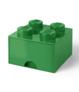 LEGO Storage Drawer 4 Green