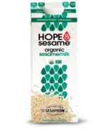 Hope & Sesame Unsweet Sesame Milk