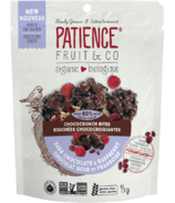 Patience Fruit & Co Chococrunch Raspberry Bites