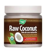 Nature's Way Raw Organic Coconut