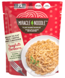 Miracle Noodle Spaghetti with Marinara Sauce Ready to Eat Meal